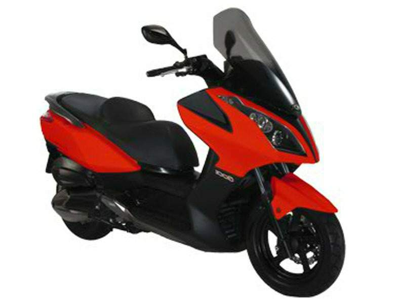 KYMCO Kymco Downtown 300i technical specifications